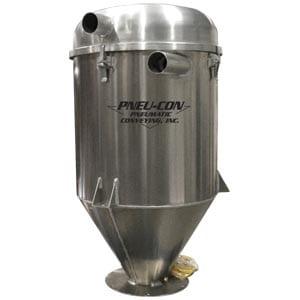 pellet receiver