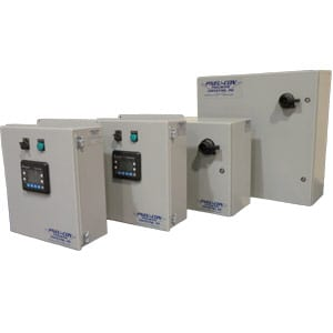 controls for pneumatic conveying