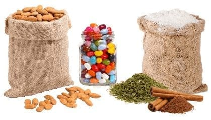 dry ingredient systems