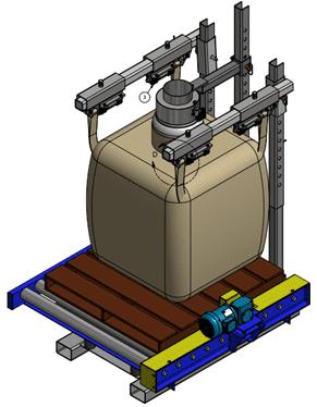 how do you fill a bulk bag