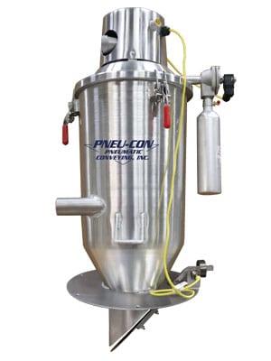 vacuum powder conveyor